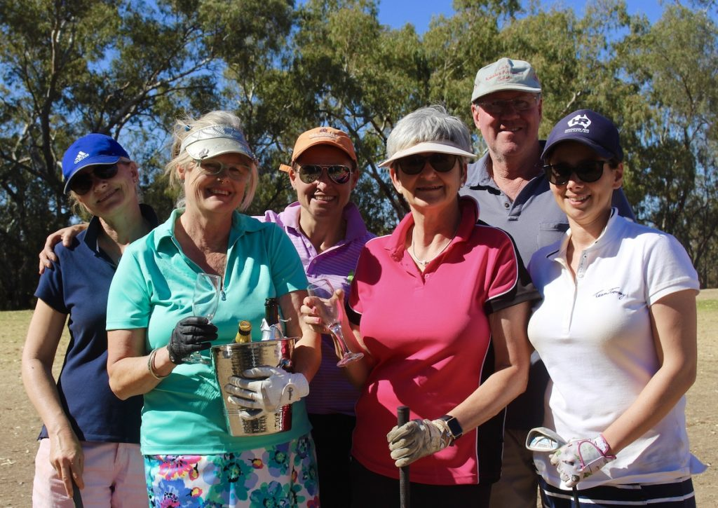 Macquarie Cotton Growers - golf day
