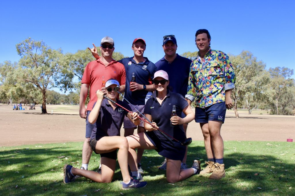 Macquarie Cotton Growers Golf Classic - Quigley Family, Trangie